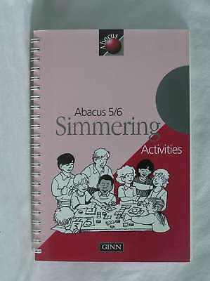 Abacus:5and 6 Simmering Activities Book: Simmering Activities Years 5 & 6 (ABACU