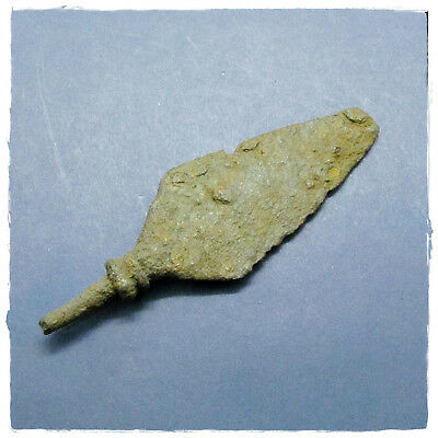ROMAN MILITARY IRON  *ARROW-HEAD*!!!EXCELLENT!!! 8,49 g