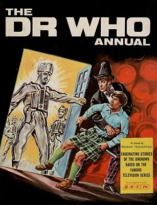The  Ultimate Dr Who Annual,magazine And Novel Dvd Rom Collection