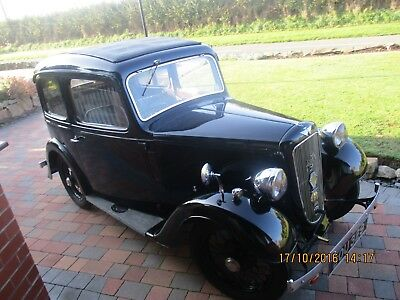 :-)Austin 7 Ruby Saloon