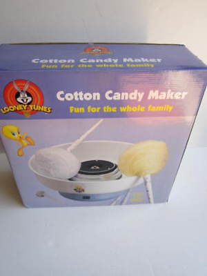 New Looney Tunes Cotton Candy Maker By Salton