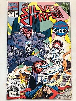 Silver Surfer #69 (Aug,1992 Marvel) VF