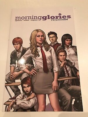 Morning Glory Volume 1 TPB Image Comics Softcover Collects #1-6 by Nick Spencer