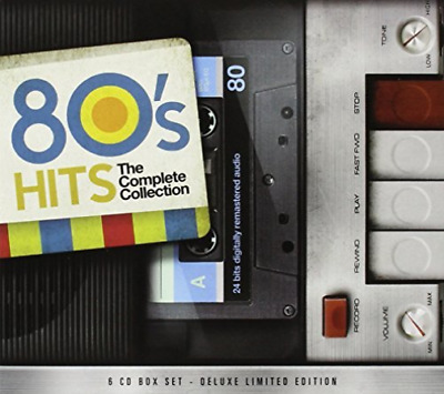 Various Artists-80S Hits The Complete Collection (US IMPORT) CD NEW