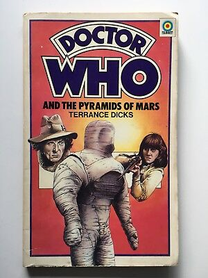 Doctor Who and the Pyramids of Mars - Target 50 - 1st edition - Terrance Dicks