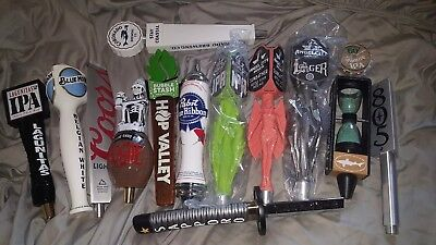 Beer Tap Handle Lot 13