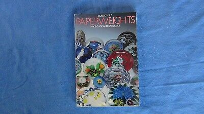 Collectors' Paperweights Price Guide Catalogue Selman 1983 Contemporary Classics