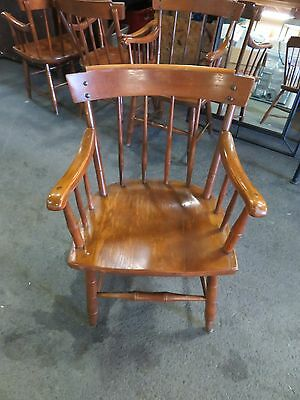 Heywood Wakefield Cinnamon Dining Room Wooden Chair