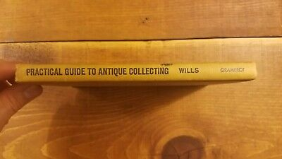 Practical Guide To Antique Collecting Hardback Book
