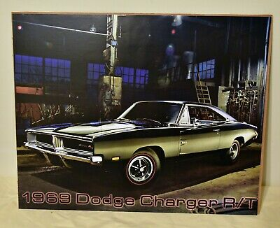 DODGE CHARGER 16x20 Poster (1969) R/T