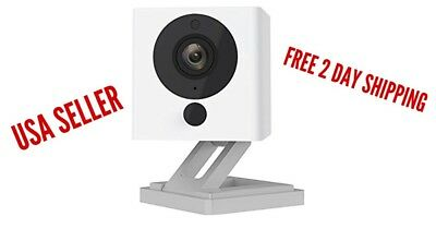 1080p HD Indoor Wireless Smart Home Camera with Night Vision, 2-Way Audio Alexa