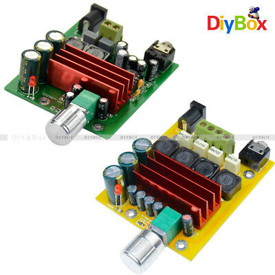 8-25V 100W TPA3116D2 NE5532 NE5532  OPAMP Audio Subwoofer Amplifier Mono Board