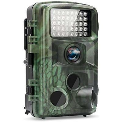 Game & Trail Cameras TEC.BEAN 12MP 1080P 2.4 Inch Color LCD Screen Full HD With