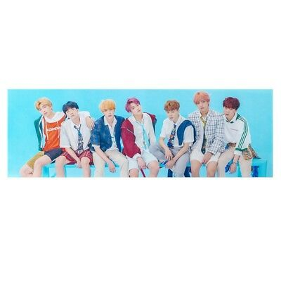 KPOP BTS Bangtan Boys Love Yourself Hang Up Poster Fans Gift Support Banner Hot