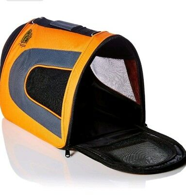 Pet Carrier. Small/ Medium Dogs, Cats, Puppies. Soft-Sided and Waterproof. Large
