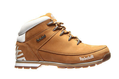 TIMBERLAND EURO HIKER Outdoors Lace Up Light Brown Leather
