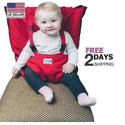 Infant Travel High Chair Portable Booster Seat