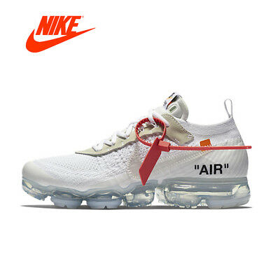 NEW NIKE AIR MAX X Off WHITE VaporMax 2.0 Running Shoes AA3831