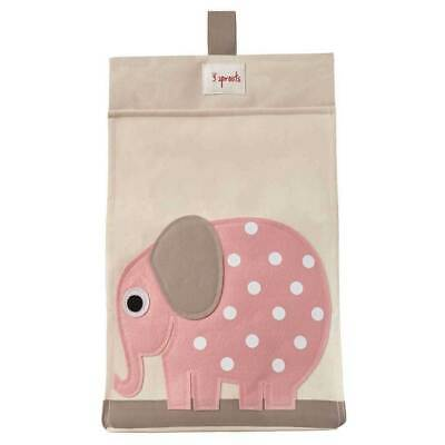 NEW 3 Sprouts Nappy Stacker - Elephant