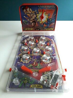 Masters of the Universe - Pinball Game - Flipper Automat - 80er Jahre - Vintage