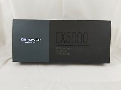 DBPOWER EX5000 Action Camera , 14MP 1080P HD WiFi Waterproof Sports Cam