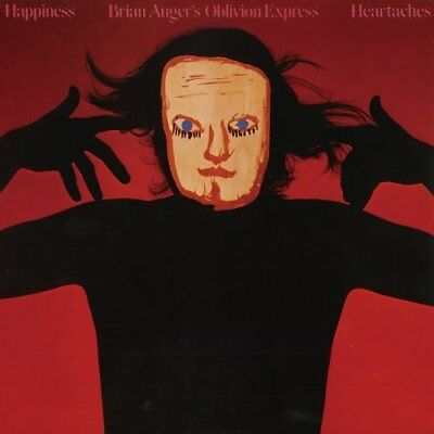 Auger.brian`s Oblivion Express-Happiness Heartaches (Us Import) Cd New