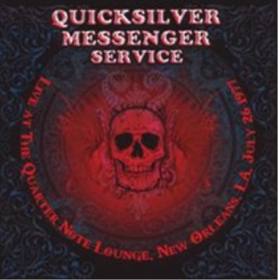 Quicksilver Messenger Service-Live at the Quarter Note Lounge (US IMPORT) CD NEW