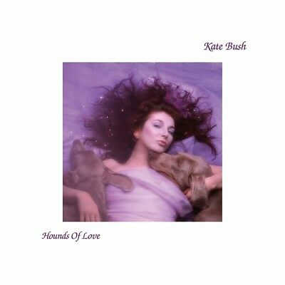 Bush Kate Hounds Of Love Vinile Lp 180 Grammi Remastered Edition Nuovo