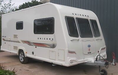 Bailey Unicorn Seville  2011 + Awning  Outstanding No Reserve Cheapest In Uk