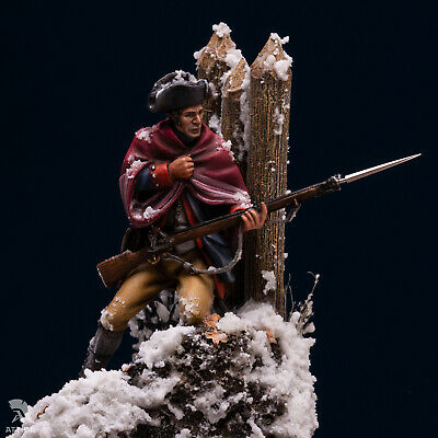 American Soldier of Continental Army Tin Painted Toy Soldier Pre-Order | Art