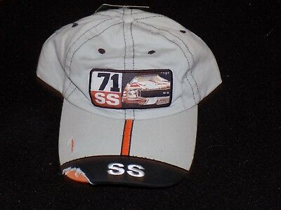 1971 Chevrolet Chevelle SS Trucker Hat   Official GM Product   New w/Tag