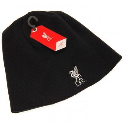 Liverpool FC Knitted Hat Beanie Cap Gift Official Licensed Football Product