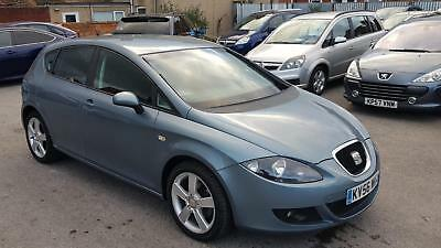 Seat Leon 2.0TDI 2007MY Stylance  Low Mileage,HPI Clear,New Mot