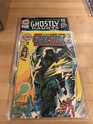 ECHOES OF THE SPIRIT WORLD-GHOSTLY HAUNTS- 2 comic books