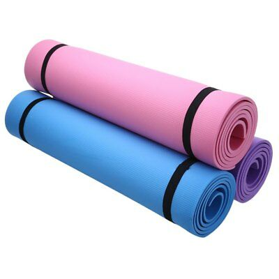 Yoga Mat Pad Non-Slip Durable Gym Pad 55in Yoga Accessories Colors May Vary