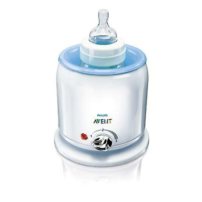 Philips Avent Bottle Warmer SCF 255 SCF255 BRAND NEW