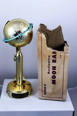 Destination Moon Bank Duro Mold and Mfg. Inc.1962 NM with Partial Box Gold Ver.