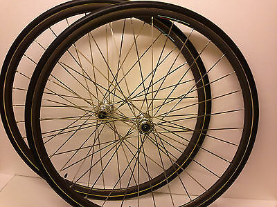 Wheels Campagnolo Wolber Profil Tubular Rims DT Swiss AERO Spokes NEW RARE / NOS