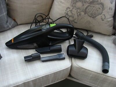 Halfords Dual Speed Car Vaccum Barely Used