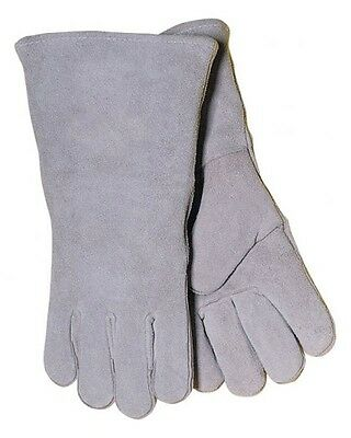 Tillman Stick Welding Gloves Premium Shoulder Split Cowhide No.1000X