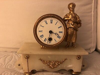 French Carriage Clock Movements For Spares/Repair