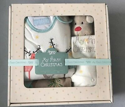 Baby, My First Christmas Gift Set