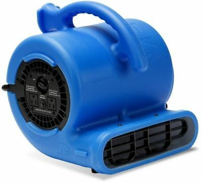 VP-20 1/5 HP Air Mover for Water Damage Restoration Carpet Dryer Floor Blower