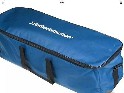 radiodetection Soft Carry Case. NEW.