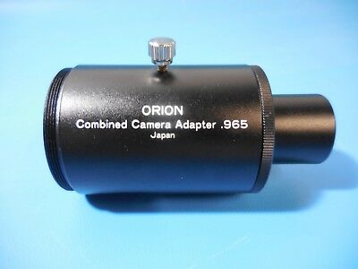 Orion 5268 Combined Camera Adapter .965