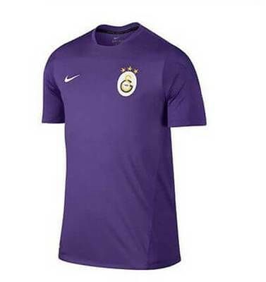 Galatasaray Nike Poly Training Shirt Xxl Tags/packet