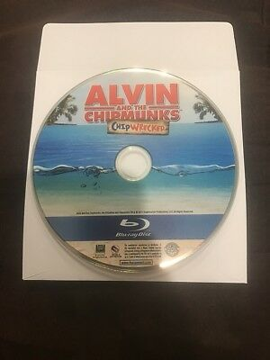 Alvin and the Chipmunks Chipwrecked [Blu-Ray] FREE SHIPPING