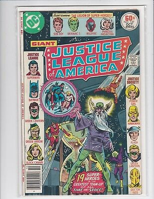 Justice League of America vol.1 #147 - Justice Society - 1977 - Fine/Very Fine