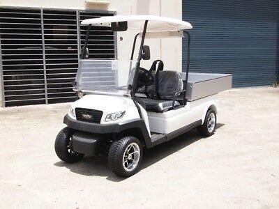Golf Cart Buggy Car Long Wheel Base Utility Tipper With Everything