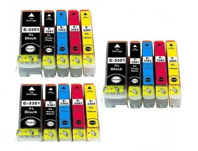 15 Ink Cartridges for Epson XP-540 XP-640 XP-645 XP-900 XP-530 XP-630 XP-635
